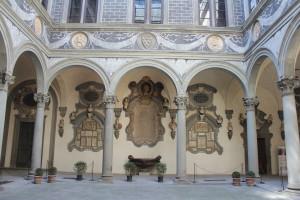 palazzo_medici_binnenplaats