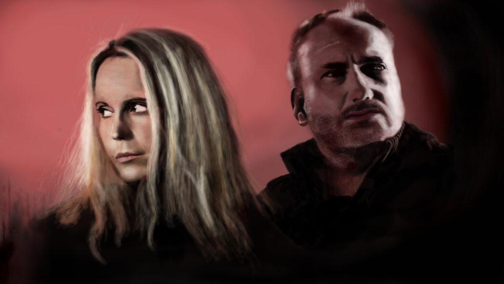 Saga and Martin