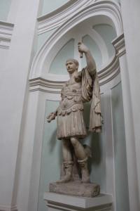 De eerste Romeinse keizer,  Augustus